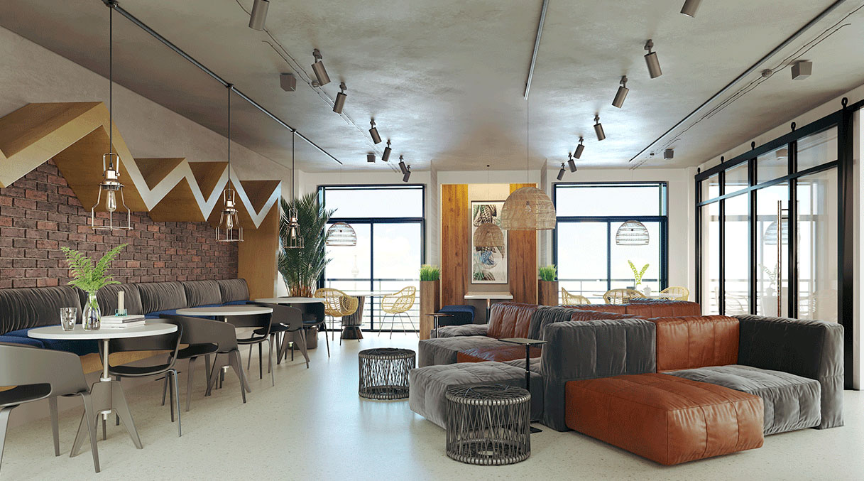 Kofisi Africa Coworking Office Work Spaces Across Africa