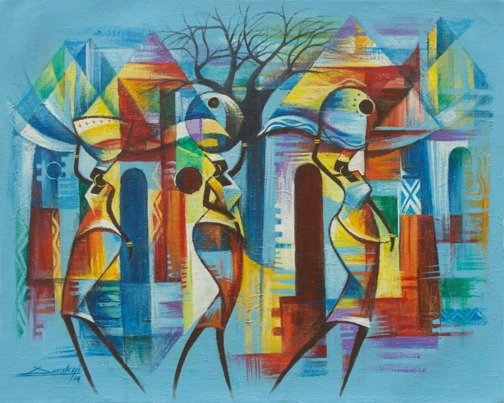 African Art at KOFISI